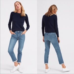 "Everlane 9"" High Rise Skinny Jeans Size 28"